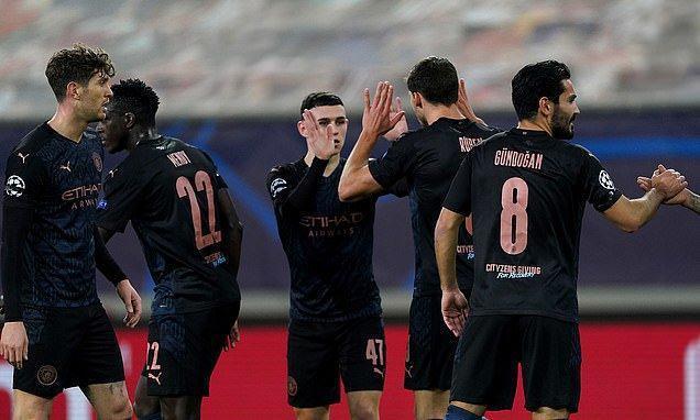 المپیاکوس 0- 1 سیتی؛ صعود تیم پپ به دور حذفی