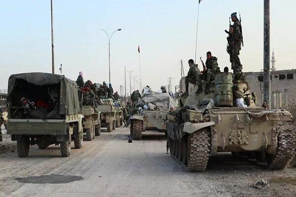 عملیات کوبنده برای آزادسازی ادلب در راه است، اعزام گسترده نیرو
