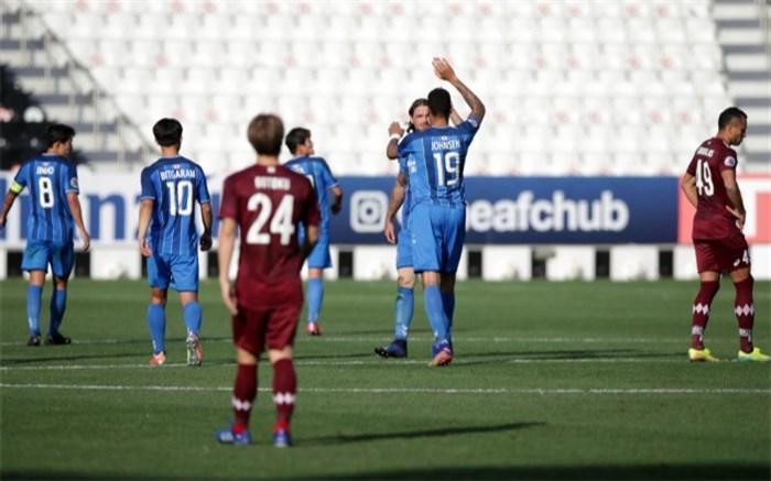 رقیب پرسپولیس در فینال لیگ قهرمانان آسیا معرفی گردید