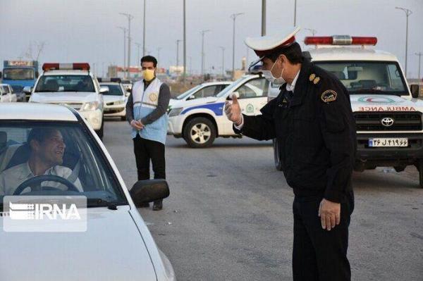خبرنگاران چهارهزارو 800 دستگاه خودرو در درون شهرهای استان زنجان اعمال قانون شدند