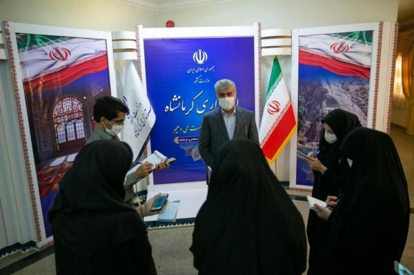خبرنگاران شرایط کنونی کرونا در کرمانشاه پایدار نیست