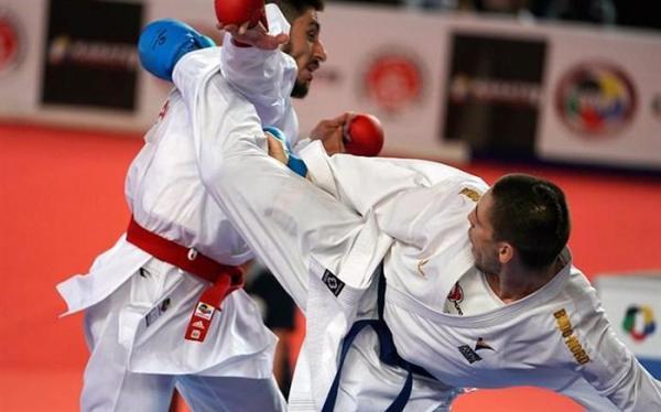 زمان برگزاری لیگ جهانی کاراته وان تعیین شد