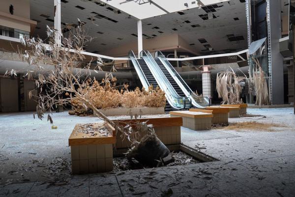 سفر به آمریکا: مراکز خرید کهنه و متروکه آمریکا