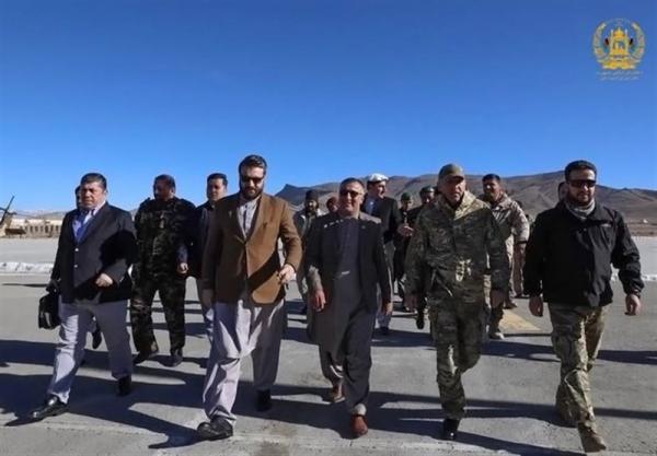 تاکید بر عدم مشروعیت جنگ طالبان در سفر محب به جنوب افغانستان