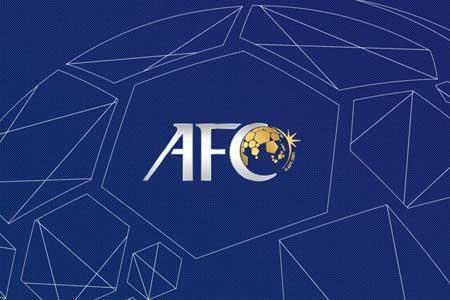 تاریخ رویدادهای فوتبال آسیا تعیین شد