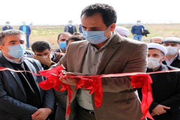 زانست؛ اولین کتابخانه عمومی روستایی در مهاباد افتتاح شد