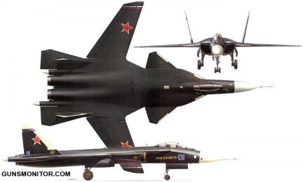سوخو Su-47؛ پرنده ای متفاوت که هرگز وارد خط فراوری نشد