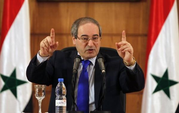 فیصل مقداد: عمان از شروع جنگ سوریه علیه تروریسم در کنار کشور ایستاده است
