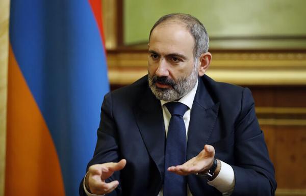 نخست وزیر ارمنستان از برکناری رئیس ستاد کل ارتش اطلاع داد
