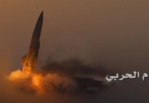 اصابت موشک بالستیک به قلب شهر مأرب یمن