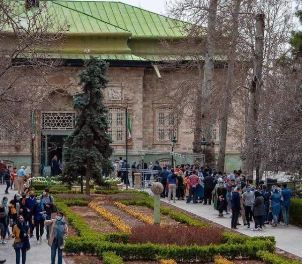 تعطیلی کاخ موزه ها و محوطه های تاریخی در 13 فروردین