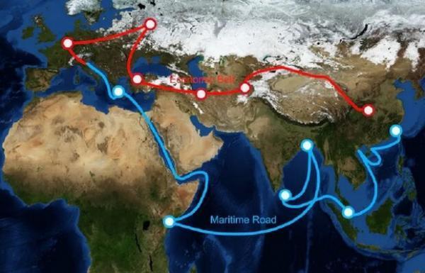 همکاری راهبردی ایران و چین؛ بستر مشارکت در ابتکار کمربند و جاده