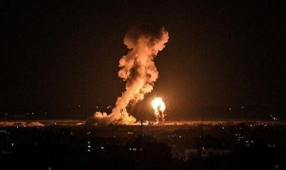 خبرنگاران رسانه ها از حمله راکتی به پایگاه نظامی ترکیه در عراق گفتند