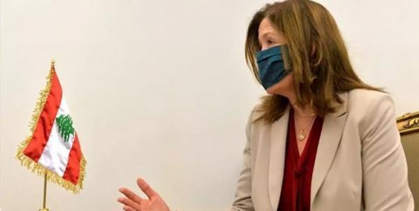 سفیر آمریکا خواهان تسریع تشکیل دولت لبنان شد