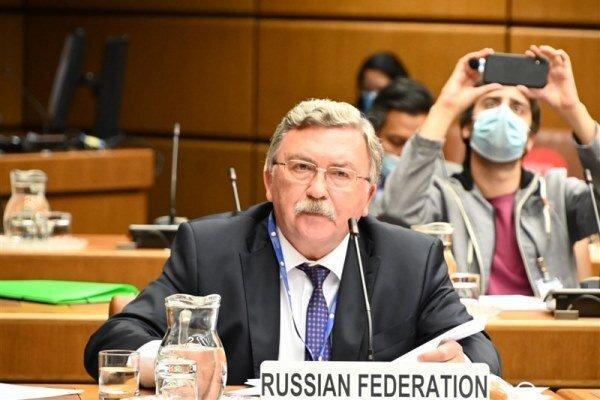 روسیه بر لزوم لغو تحریم های ضدایرانی از سوی آمریکا تأکید کرد
