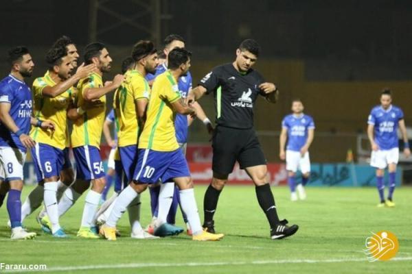 باشگاه استقلال شکایت می کند