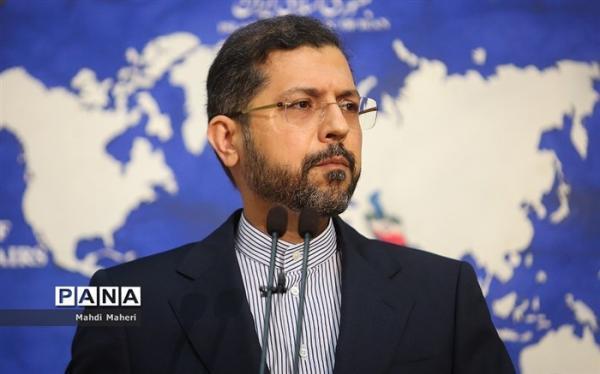 سخنگوی وزارت امور خارجه: حق عضویت ایران در سازمان ملل بزودی پرداخت می گردد