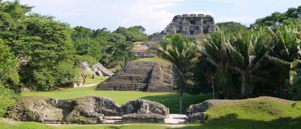 شونانتونیچ؛ ناگفته هایی از اثر باستانی تمدن کهن مایا در مکزیک