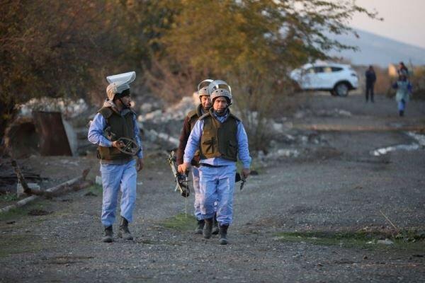 آذربایجان 15 اسیر نظامی را به ارمنستان تحویل داد