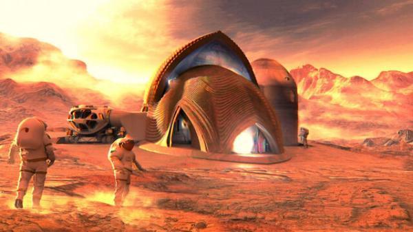 چین اولین انسان ها را تا سال 2033 به مریخ می فرستد