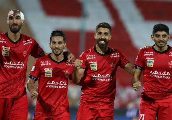 لیگ برتر فوتبال، تداوم صدرنشینی پرسپولیس با طعم انتقام از آلومینیوم