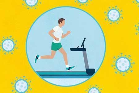 عدم فعالیت ورزشی خطر ابتلا به کرونای شدید را افزایش می دهد